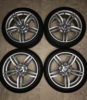 BMW OEM M RIMS 19' + TIRES