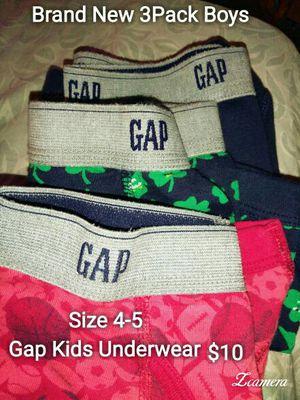 Gap boys boxer size 4/5