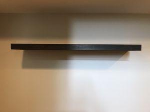Set of 2 floating shelves