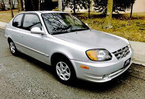 2003 Hyundai Accent • Low Miles