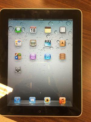 iPad 1st generation 64 gb
