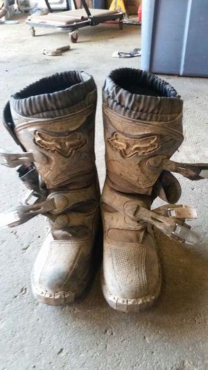 Fox kids boots
