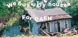 We buy ugly houses for cash 💰 💵