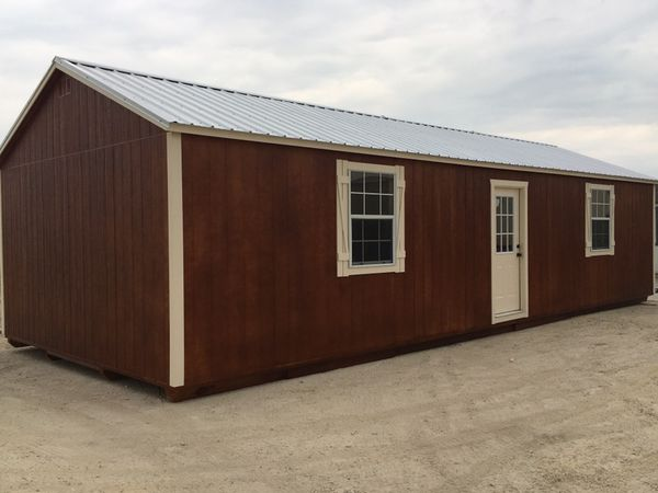 Portable Buildings Used As Homes