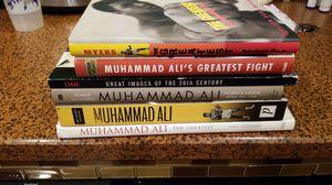 Muhammad Ali coffee table books