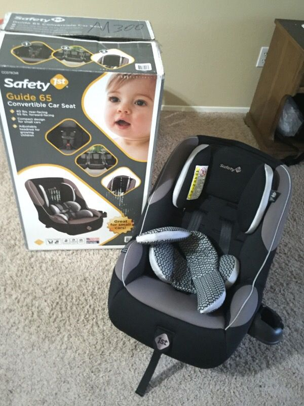 safety 1st guide 65 car seat baby kids in bellevue wa offerup. Black Bedroom Furniture Sets. Home Design Ideas