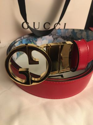 Gucci Belt Interlocking G