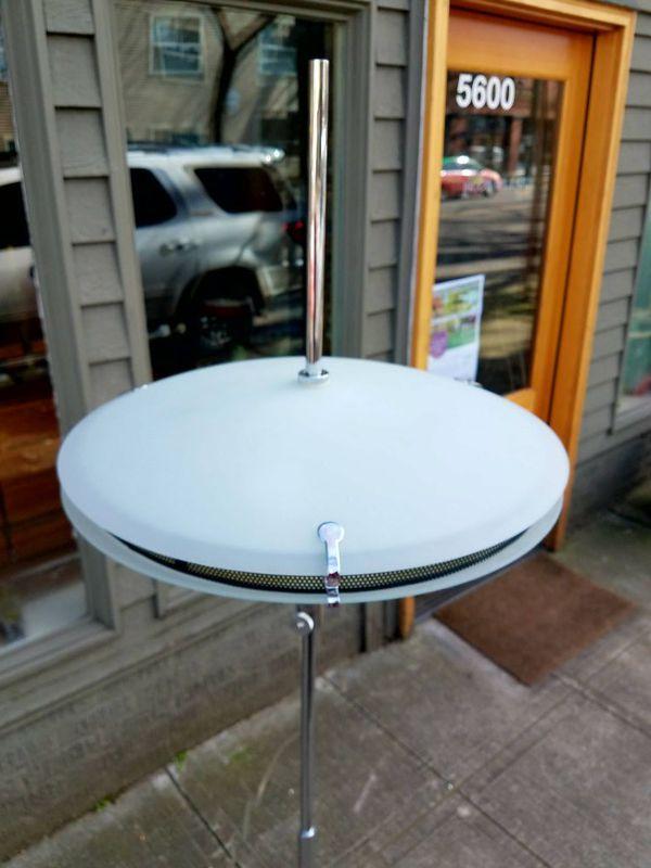 Mid Century Chrome Telescoping Floor Lamp Furniture In Seattle Wa Offerup