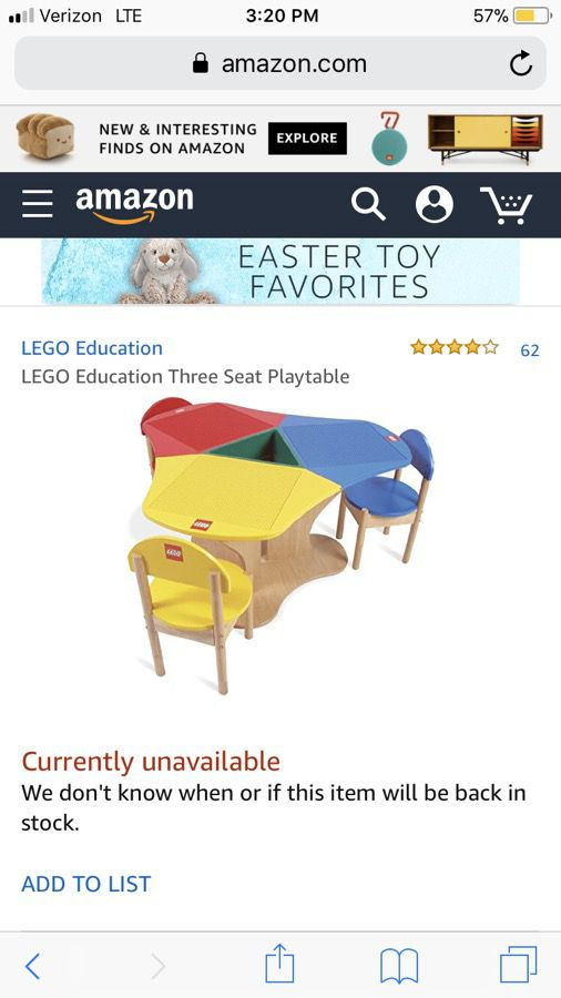 Sophisticated Lego Table Three Chairs Ideas - Best Image Engine ...
