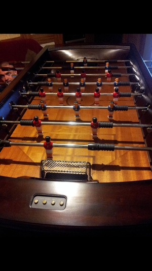 Cosco fuseball table..