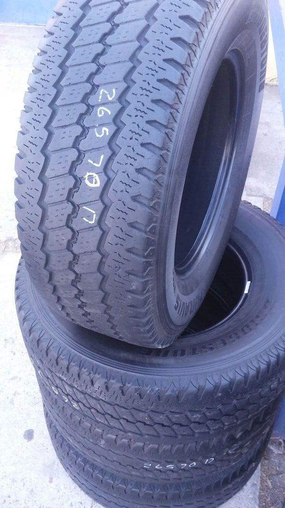 Lt 265 70r17 Bridgestone Duravis Auto Parts In Tempe Az
