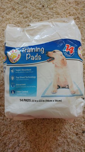 Puppy Training Pee Pads 9 count