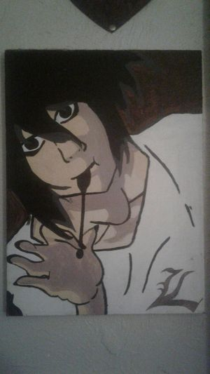L - Death Note (Anime)