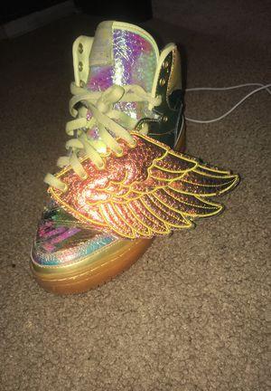 Jeremy Scotts adidas