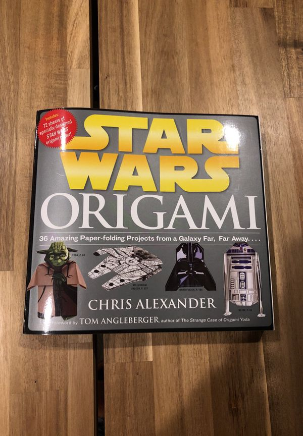 Star Wars Origami Books Magazines In Washington Dc Offerup