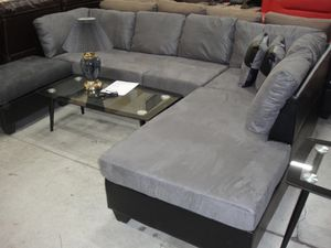 Brand New gray sectional
