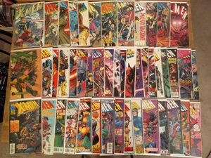 X-Men (Volume 2) Comic Book Lot - 49 Issues (Marvel Comics)