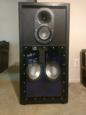 2 pro studios stereo