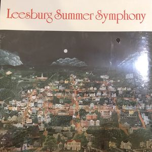 "Brand new 550 Pieces Puzzle ""Leesburg Summer Symphony """