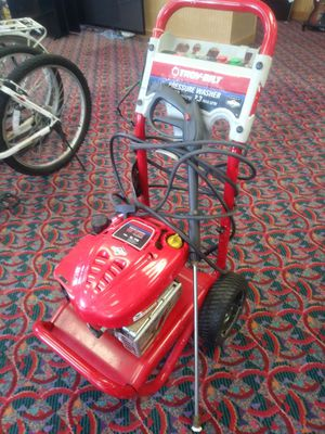 Troy Bilt 675 Series Pressure Washer 2550 PSI
