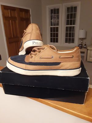 Polo Boat Shoe