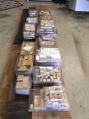 60 StampingUp! Stamp sets