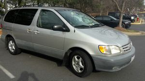Toyota sienna 2001 157*** miles in good condition. $3500 .Engine and transmission working fine.No leaking oil.