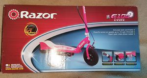 RAZOR E100 SCOOTER DAISY PINK *NEW*
