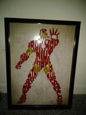 Iron man picture