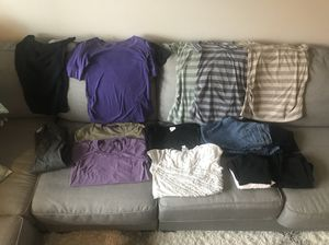 Maternity Clothes Lot- Small