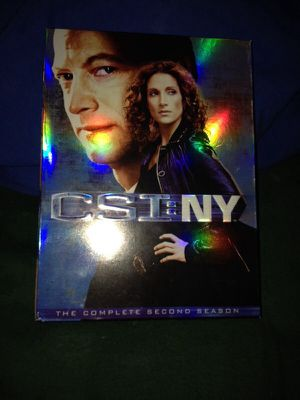 CSI:NY complete second season