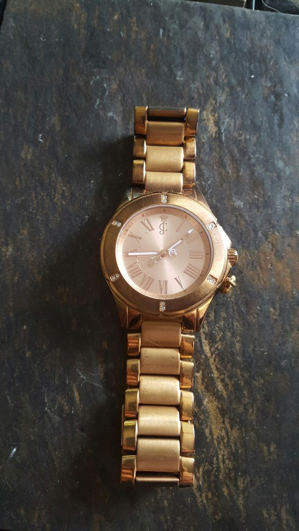 Juicy couture watch rose gold Jewelry Accessories in Pasadena CA