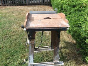 Table saw - skill saw