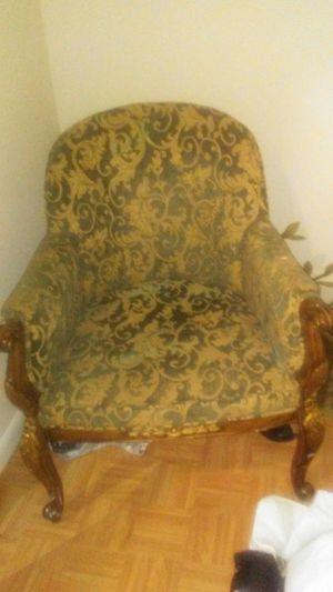 Antic chair beautiful
