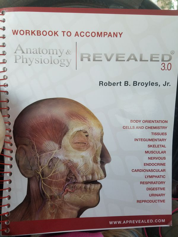 Revealed 3.0 Anatomy &Physiology..Brand New w/McGraw Hill access ...