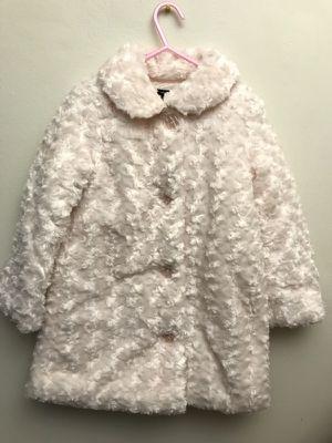 NEW Calvin Klein girls Coat Size 6