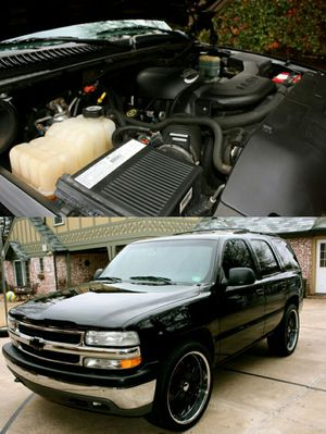 2002 Chevy tahoe 1-OWNER-Ice cold A/C-LOW MILESSSS