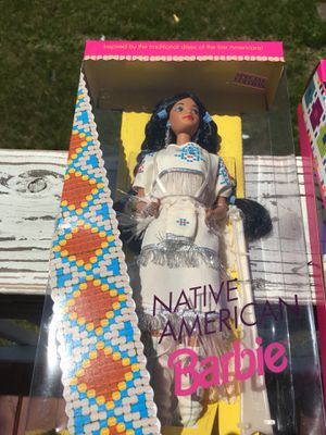 The Native American Barbie Collection