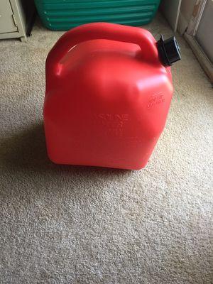 5.5 gallon gas can