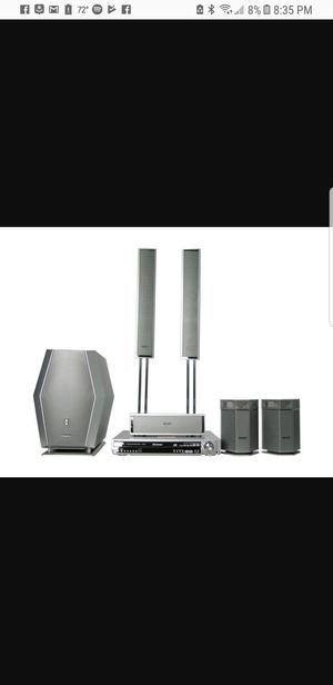 Panasonic Home Theater System SC-HT920