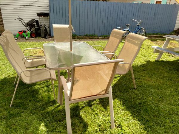 Patio Set Furniture In Chicago Il Offerup