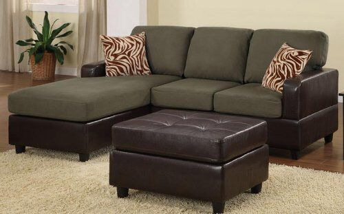 Small Sectional With Ottoman Furniture In Las Vegas Nv Offerup