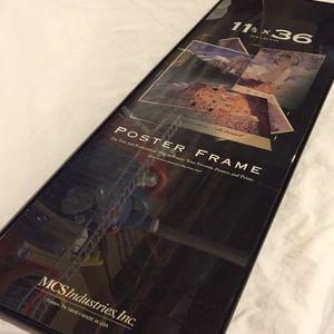 Vertical Poster Frame