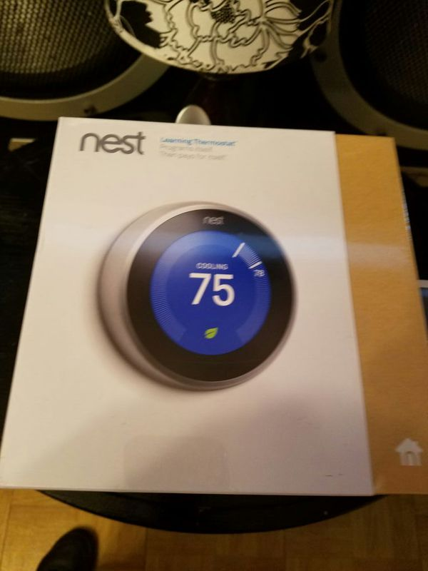 Nest Thermostat Household In Chicago Il Offerup