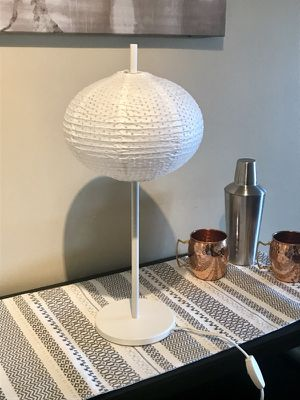 Great deal! Brand New lamp with bulb!