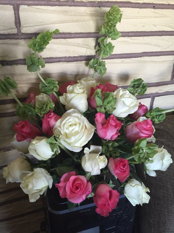 Arreglos de flores naturales general in joliet il offerup - Arreglo de flores naturales ...