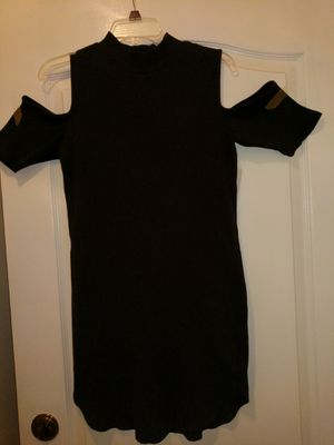 New ladies black dress size large $8-Orlamdo 32829.Nuevo talla grande Traje de mujer.