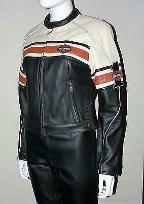 Auburn leather jacket