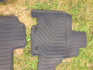 Honda Odyssey all weather OEM floor mats