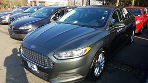 2015 Ford Fusion 2.5L SE